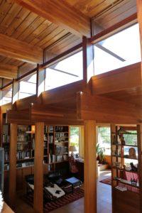 La première maison en bois de GLV
